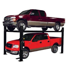 Direct Lift Pro Park 9 4 Post Car Lift Extended Height and Length 9000lb