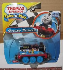 FISHER PRICE THOMAS & FRIENDS TAKE-N-PLAY RACING THOMAS