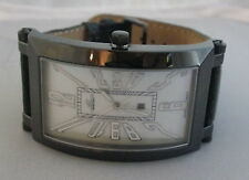 Men's Adee Kaye Watch Mother of Pearl  Swiss Movement Water Resistant