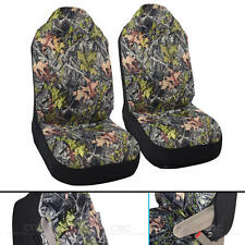 Hawg Camo Huntsman 4 Layer Seat Covers Maple Forest Camouflage for Truck Auto