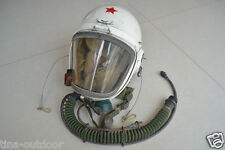Chinese Air Force High Altitude MiG-19 Fighter Pilots Helmet