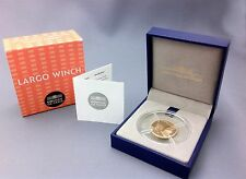 FRANCE - Coffret BE PROOF - 50 euros or 2012 - LARGO WINCH - 1/4 oz