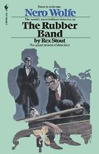 The Rubber Band (Nero Wolfe Mysteries)