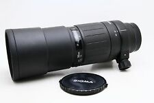 SIGMA 300mm F/4 APO TELE MACRO AF Lens for SONY A Mount