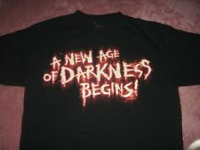 Universal Halloween Horror Nights 2010 Adult Small T-Shirt