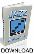 JAZZ REX LOOPS - REASON REFILL - DR OCTO REX- PROPELLERHEADS REASON - DOWNLOAD