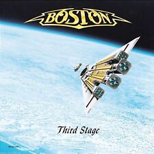 BOSTON - Third Stage - Brand new CD