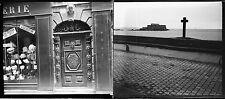 SAINT MALO c. 1900 - 16 Stéréos Verre Ille et Vilaine Bretagne - 165