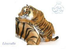 Pouncing Tiger  Plush Soft  Toy Wildcat  by Hansa 5311