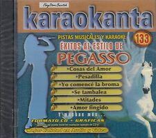 Pegasso karaokanta Karaoke New SEALED