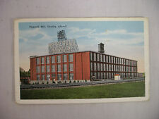 VINTAGE POSTCARD VIEW OF THE PEPPERELL MILL IN OPELIKA ALABAMA 1952
