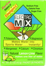 ElectroMix, Alacer , 30 Packets