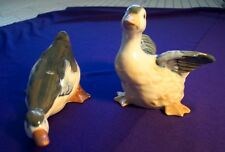 JAPANESE DUCK FIGURINES