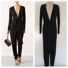 NWT GIVENCHY PLUNGING NECKLINE SEXY JUMPSUIT SZ US 4  SOLD OUT
