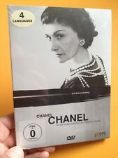 Coco Chanel:A Film By Elia Hershon & Roberto Guerra(UK DVD)Fashion New+Sealed
