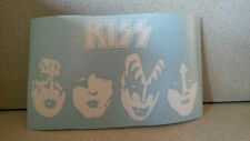 KISS Heads, KISS Logo or KISS Army Vinyl Decal - Your choice of the three Styles