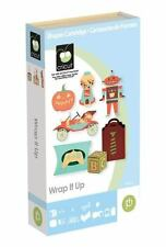 CRICUT *WRAP IT UP* CARTRIDGE *HOLIDAY BIRTHDAY PRESENTS CARDS TAGS BOXES* NEW