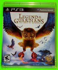 PlayStation 3 PS3 Video Game - Legend of the Guardians The Owls of Ga' Hoole NEW