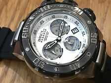 21640 Invicta Reserve 52mm Men Subaqua Sea Dragon Quartz Chronograph Strap Watch