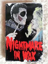 Nigtmare in Wax - Hartbox von Inked Pictures  - Limited  22 Edition - Cover A