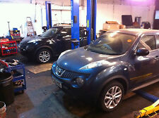 NISSAN JUKE 1.6I CVT  automatic auto gearbox  2010-2015 transmission oil change