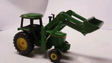 1/64 CUSTOM JOHN DEERE 4440 WITH JOHN DEERE LOADER ERTL FARM TOY