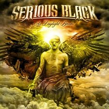 Serious Black - As Daylight Breaks [New CD]