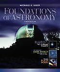 Foundations of Astronomy, Michael A. Seeds, Good Book