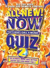Now Quiz - Now That's What I Call A Music Quiz 2 (DVDi, 2006)