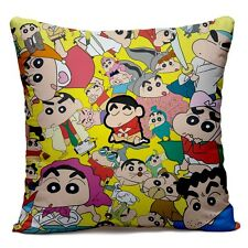 Japanese Anime Crayon Shin-chan Hold Pillow Valentine's Gift 40x40cm