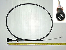 Choke Cable for Old Japanese compact cars Carburetors equipped models