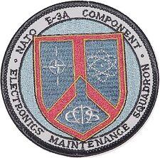 Écusson patch Aviation OTAN AWACS e-3a maintenance... a2444