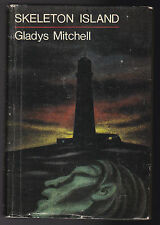 Gladys Mitchell - Skeleton Island - 1st/1st Michael Joseph 1967 in Dustwrapper