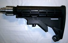 Complete Rear Stock With Power adjusting Adapter for Crosman 1322 1377 PC77 2289