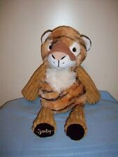 "Retired 15"" Plush Stuffed Animal Scentsy Buddy Tucker The Striped Tiger"
