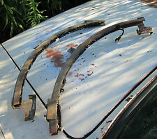1957 58 oldsmobile and buick special century convertible quarter window tracks