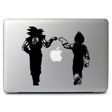 Dragon Ball Goku Vegeta Vinyl Decal Sticker for Macbook Laptop Car Window Wall