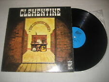 The Country Family - Clementine  Vinyl  LP Polen