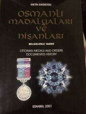 A History of Ottoman Orders, Medals and Decorations, Gallipoli Star