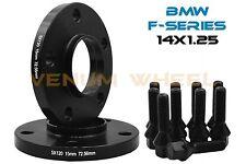 2 Pc 15mm F-Series Hub Centric Wheel Spacers - F06 F10 F11 F12 F15 F01 F02 M3 M4