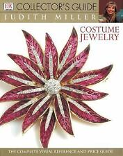 Costume Jewelry by Judith Miller and John Wainwright (2003, Hardcover ) EUC Book