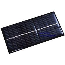 Mini Pannello Solare 6V 200mA 1W Fotovoltaico in Silicio Monocristallino