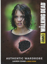 The walking dead saison 4/2 M40 armoire carte maggie greene