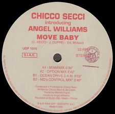 CHICCO SECCI PROJECT - Move Baby, Introducing Angel Williams - UDP