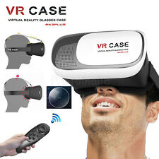 HOT VR BOX Virtual Reality 3D Glasses Headset+Control For iPhone 6 Plus 6S Plus