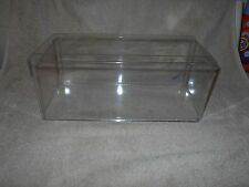 1/18 CLEAR PLASTIC STACKABLE DISPLAY CASE