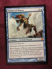 Master of Waves    MTG (see scan)