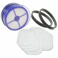 Micro HEPA Filter Pad & Belts Kit For DYSON DC01 Absolute De Stijl Vacuum