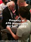 BERNIE SANDERS CAMPAIGN FOR PRESIDENT SIGNED 8X10 PHOTO W/COA A 2016 VERMONT