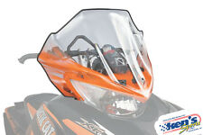 ARCTIC CAT 2012-2014 F, XF, M, ZR CLEAR/ORANGE MID WINDSHIELD 5639-917